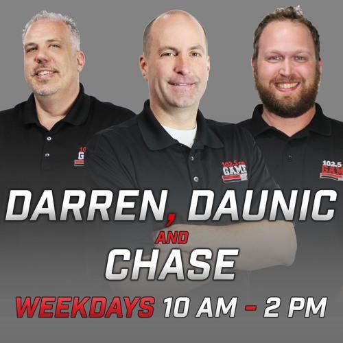 Darren, Daunic & Chase: Scott Miller, 8-21-19