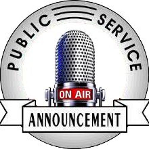 PSA: A Public Service Announcement