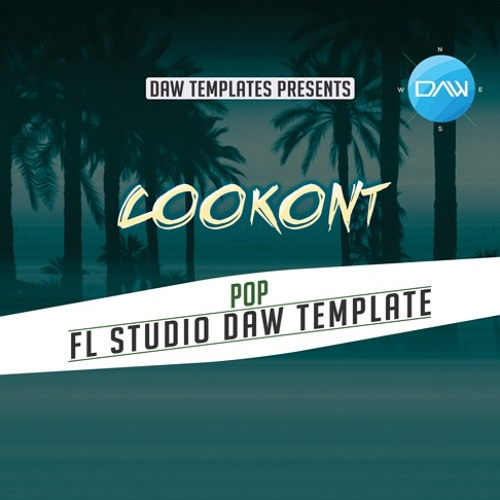 Cookont FL Studio DAW Template