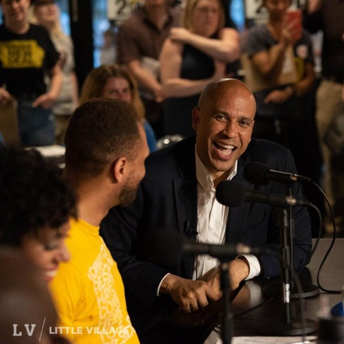Ep. 20 - The High Ground w/ Cory Booker