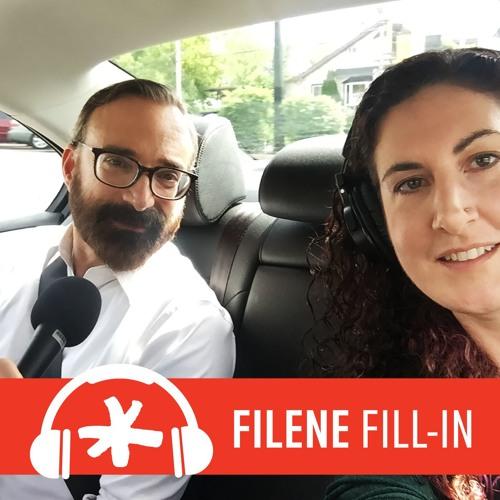 Filene Fill-In Ep. 56: Car Ride Conversation with Filene Fellow Bill Maurer