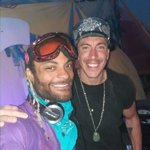 DeMarco Cruz b2b Acemetrik LIVE @ Burning Man 2018 - Octopus Garden