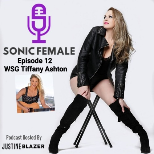 SONIC FEMALE PODCAST - Episode 12 WSG Tiffany Ashton