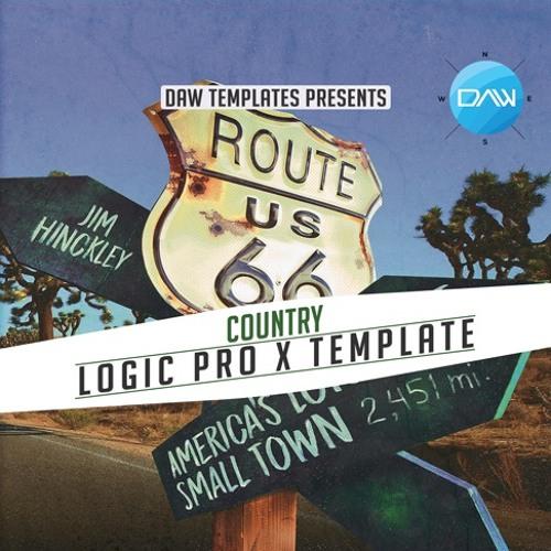 Route 66 Logic Pro X Template