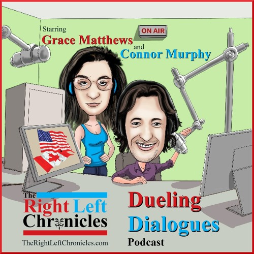 Three R's Aimed at Trump - Dueling Dialogues Ep.188
