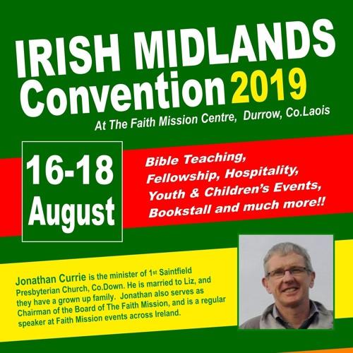 Irish Midlands Convention 2019