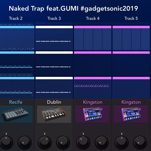 Naked Trap feat.GUMI #gadgetsonic2019