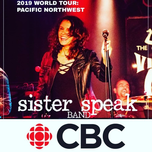 "CBC - North By Northwest interview - Sister Speak - Ft ""Crush"""