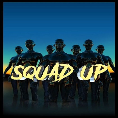 Squad Up Round 2 Promo - Platinum Radio London Crew