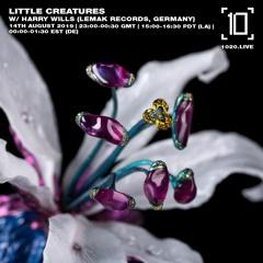 Harry Wills - Little Creatures 013 (LIVE @ Lemak Records Presents...)