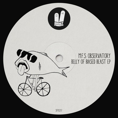 """Premiere: M.F.S Observatory """"Belly Of Biased Beast"""" - Smiley Fingers"""
