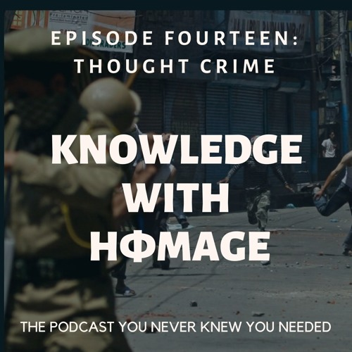 #14 Thought Crime