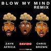 Download Davido - Blow My Mind Remix (ft. Zayn Africa & Chris Brown) Mp3