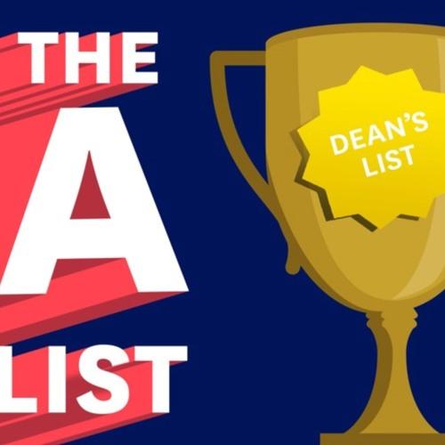 The A-List Podcast(Dean's List Edition): Matt Low & Mani Schlisser