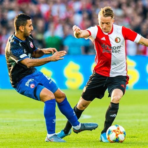 Feyenoord-Hapoel Beer Sheva: 56' Leroy Fer 2-0
