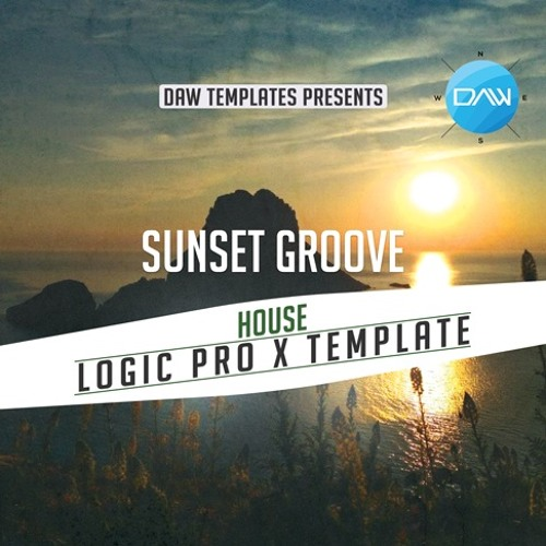Sunset Groove Logic Pro X Template