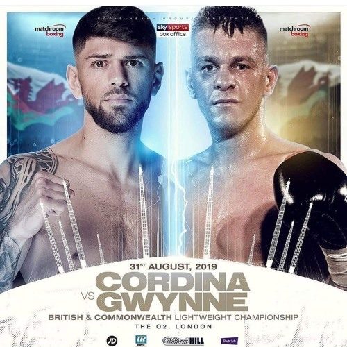BW Pod #22! Gavin Gwynne previews Welsh derby with Joe Cordina, training in LA and sacrifices