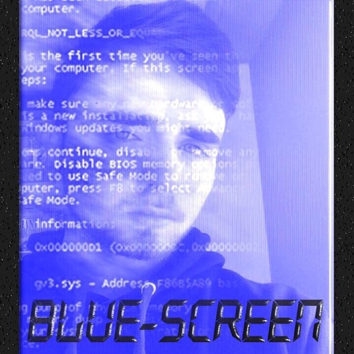 BLUE-SCREEN