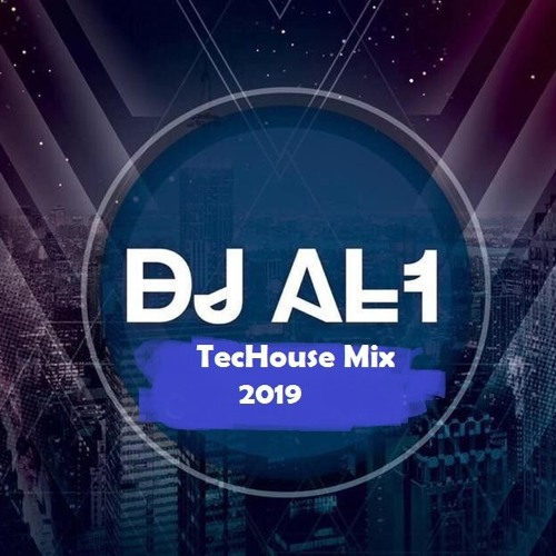 105.THIS IS MY WORLD BY DJ AL1's Tech House MIX