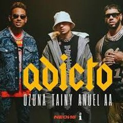 Dj Akid Edit Tainy Ft Anuel AA Ozuna Adicto Intro Breakdown