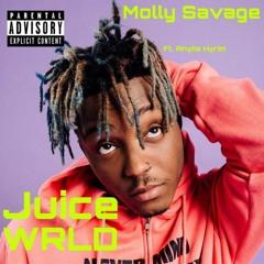 Juice WRLD - Molly Savage ft. Anella Herim (Prod. By Nick Mira)