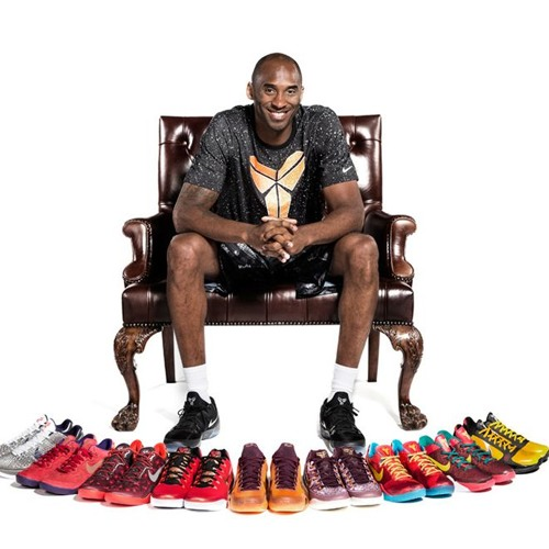 Kobe Bryant's Best Sneakers from Nike and adidas