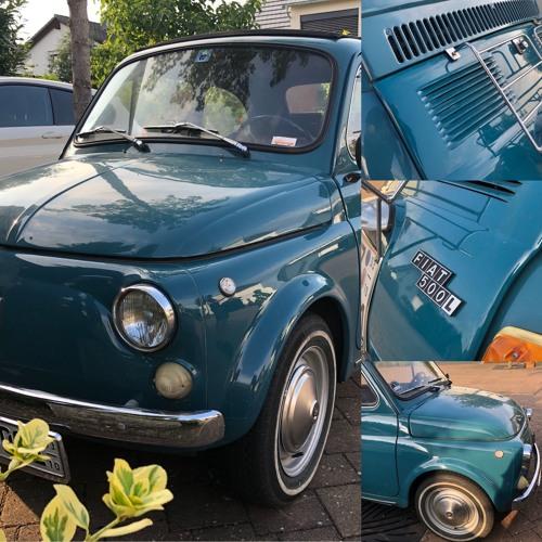 Folge 18 Fiat 500 Cinquecento (1957-1975)