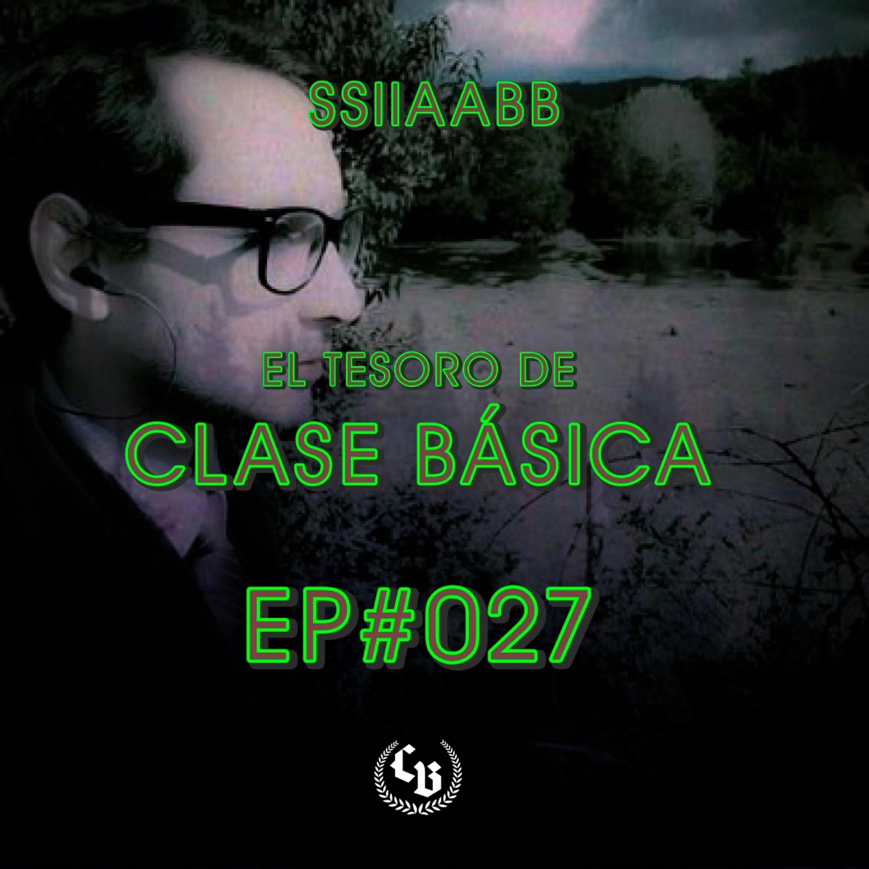 #027 SSIIAABB, el tesoro de Clase Básica