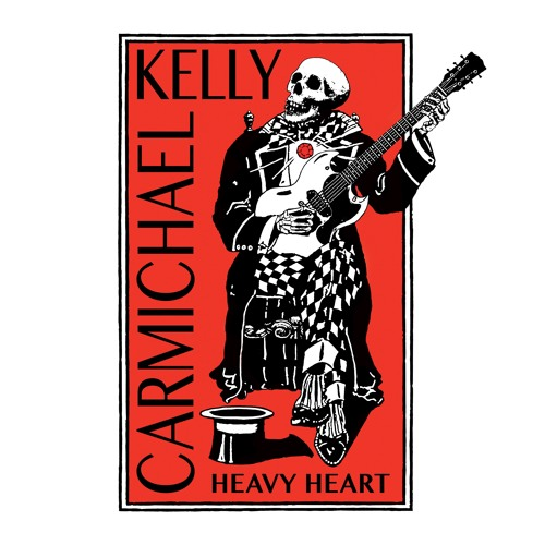 'Shadows Will' by Kelly Carmichael (Dogstreet Records)
