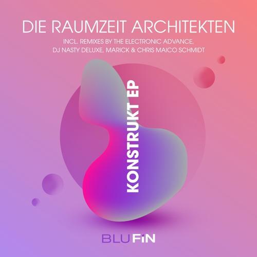 Die Raumzeit Architekten - Konstrukt (The Electronic Advance Meets DJ Nasty Deluxe Remix) snippet