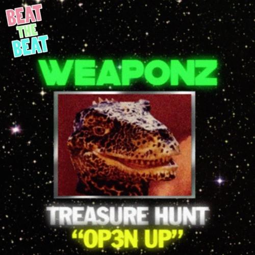 TREASURE HUNT - 0P3N UP (LYRIC VIDEO IN DESCRIPTION)