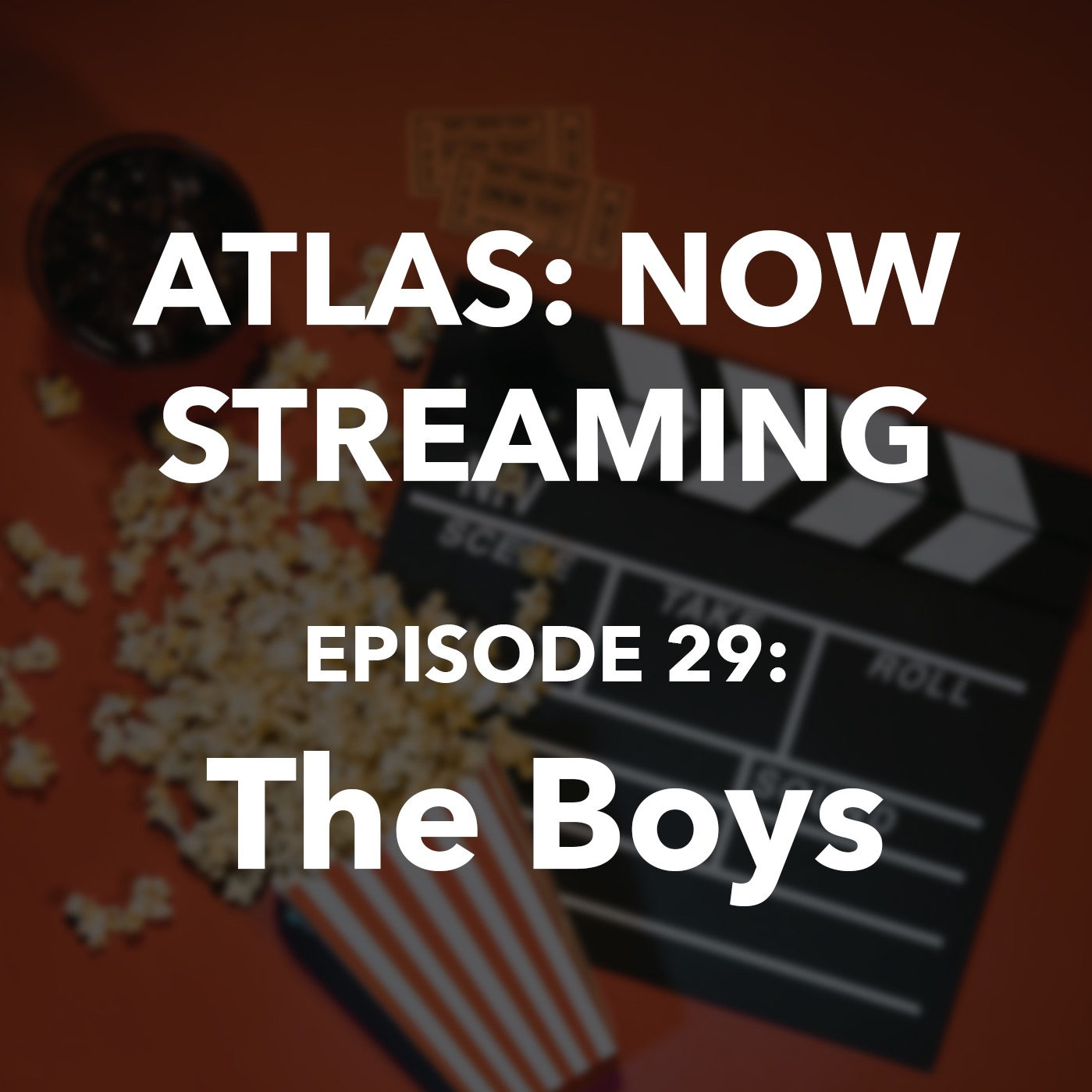 The Boys - Atlas: Now Streaming Episode 29