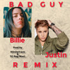 Billie Eilish & Justin Bieber- Bad Guy (X & Reg West REMIX)