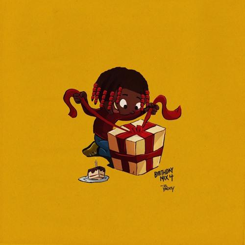 BIRTHDAY MIX 4 - Lil Yachty