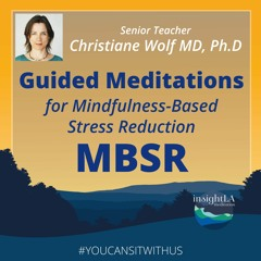 Christiane Wolf: MBSR Guided Meditations