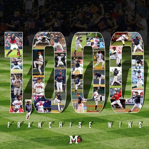 M-Braves Highlights   M-Braves Get 1,000th Franchise Win