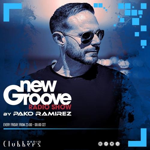 Pako Ramirez - New Groove Radio Show #02 House, Tech House, Minimal Deep Tech
