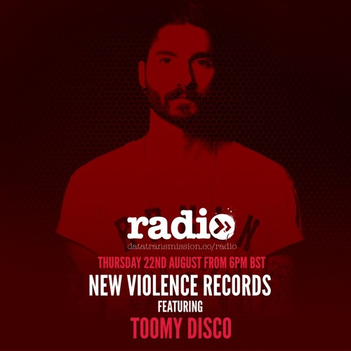 New Violence Records Featuring Toomy Disco