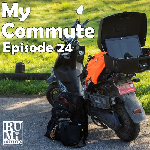 "My Commute #24 ""Doing It All Wrong"" (08 - 24 - 19)"