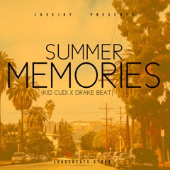 SUMMER MEMORIES (Drake X Kid Cudi Type Beat)[FREE BEAT LEASES]