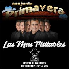 Las Mas Pistiables- Conjunto Primavera