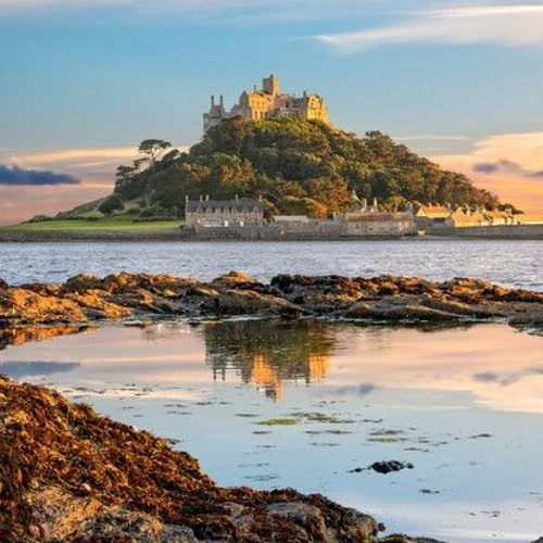 Aphex Twin - MSM/St Michaels mount(utopias Pint In Marazion Waiting For The Tide To Go Out Mix)