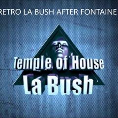 30# Dj LOOP's OF THE PULSE STUDIO -  LA BUSH TECHNO AFTER SESSION MIX - 24.08.19