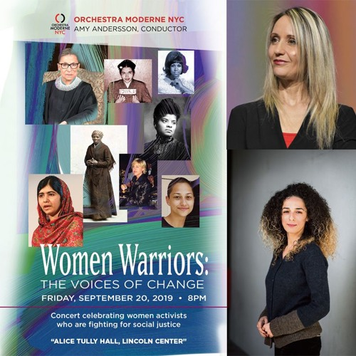 Women Warriors: The Voices of Change - Chapter 6: Yearning to Breathe Free