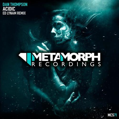 Dan Thompson - Acidic (Ed Lynam Remix) Preview