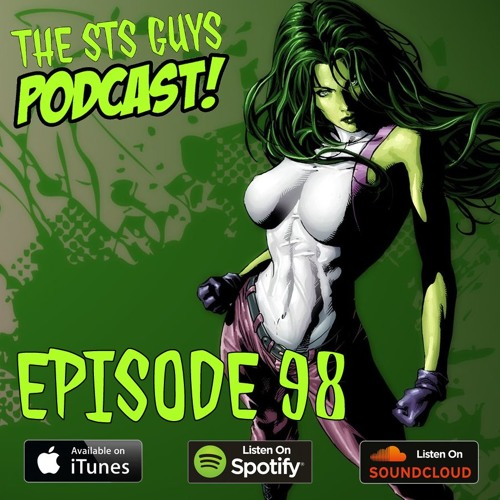 The STS Guys - Episode 98: The One Where They Talk D23 2019
