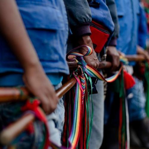 Himno de la Guardia Indigena