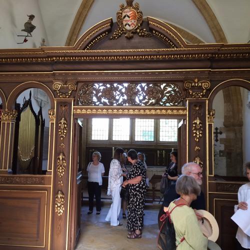 Axmouth Choir at Forde Abbey 25 Aug 2019