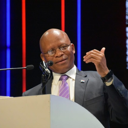Chief Justice Mogoeng Mogoeng INTERVIEW