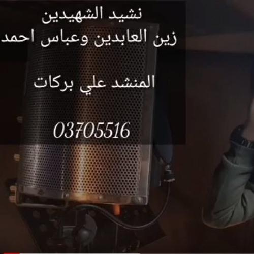 الشهيدين زين العابدين وعباس احمد علي بركات